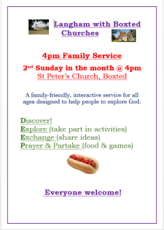 4pm service general poster - amended