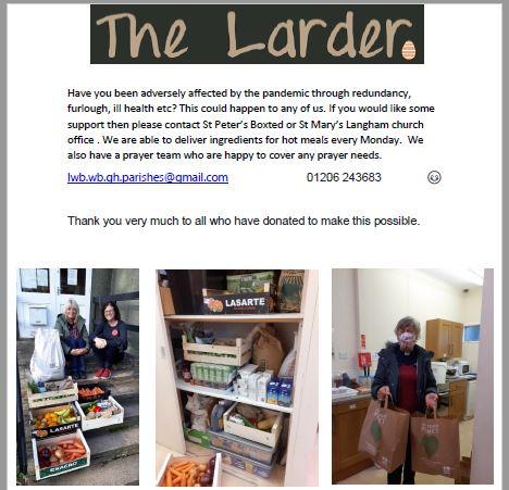 The Larder LWB